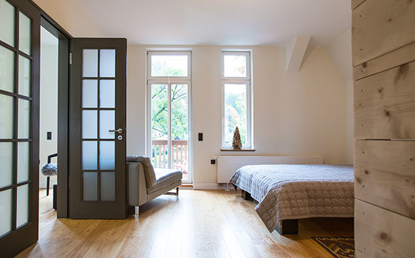 Wohnung 2 Mieten - Ferienhaus Wanderlust Bergdorf Treseburg Harz