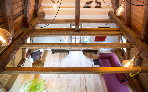 Wohnung 3 Mieten - Ferienhaus Wanderlust Bergdorf Treseburg Harz